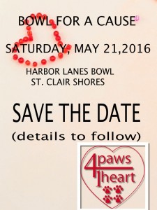 bowling may 21, 2016 save the date